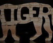 Tiger Name Puzzle