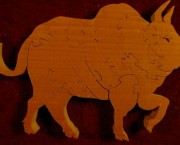 Year of The Bull - Puzzle