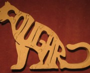 Cougar Name Puzzle