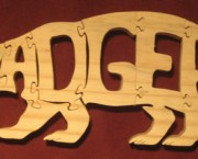 Badger Name Puzzle