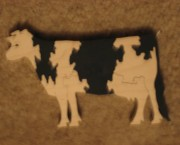 Painted Cow Puzzle