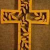 Small Cross - Cutout